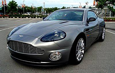ASTON MARTIN VANQUISH KIT FOR '97-'06 JAGUAR XK